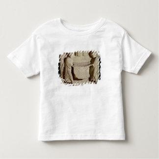 Alivio que representa a un pañero en su tienda t shirts