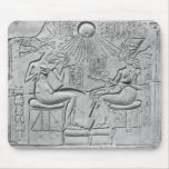 Alivio que representa el Aten que da vida Alfombrillas De Raton