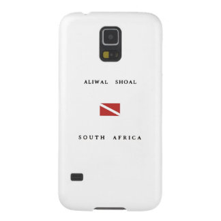Aliwal Shoal South Africa Scuba Dive Flag Galaxy S5 Cover