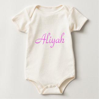 Aliyah Baby Bodysuit