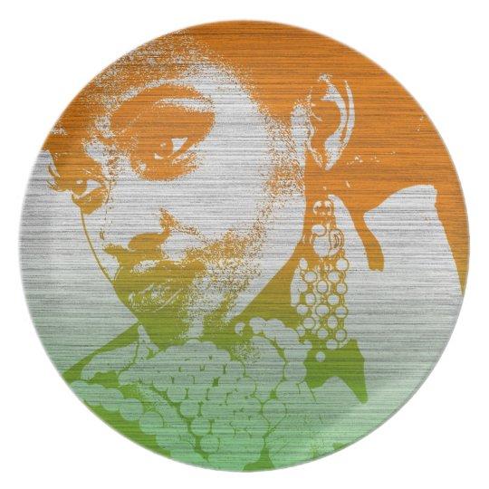 Aliyah Melamine Plate
