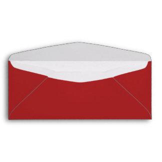Alizarin Crimson #10 Envelope