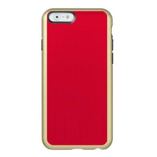 ALIZARIN CRIMSON RED (solid color) ~ Incipio Feather® Shine iPhone 6 Case