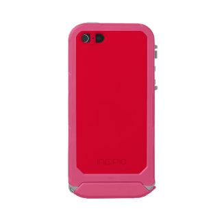 ALIZARIN CRIMSON RED (solid color) ~ Waterproof iPhone SE/5/5s Case