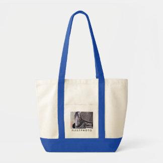Aljalela - Todd Pletcher Roan Thoroughbred Canvas Bag