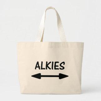 alkies pfeile bolsas de mano