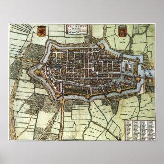 Alkmaar - 1652 posters