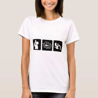 alkohol alki säufer T-Shirt