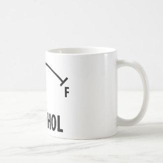 Alkohol Anzeige leer icon Coffee Mug