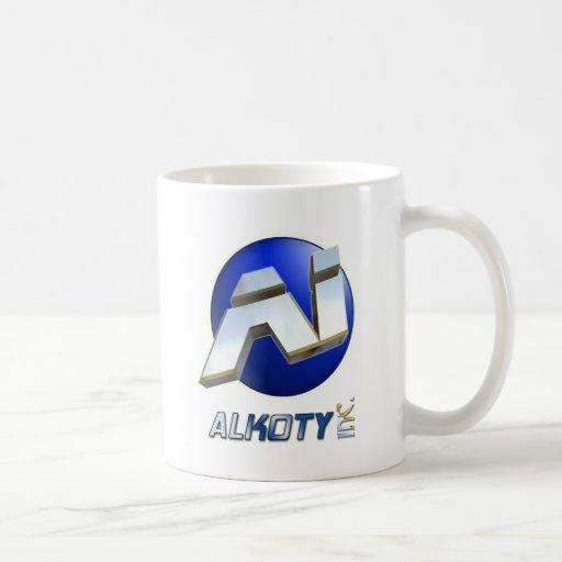 Alkoty básico inc. taza de café