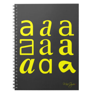 All A s Notebook