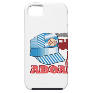 All Aboard! iPhone SE/5/5s Case