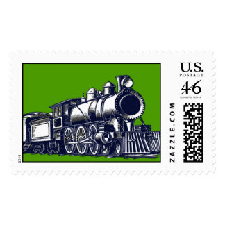 All Aboard Stamp by Loralee Lewis Stamps