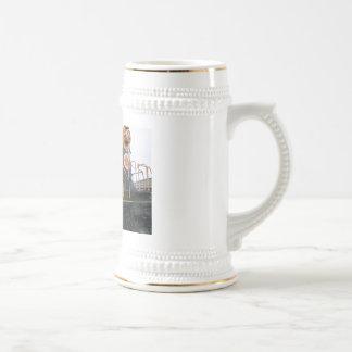 All Aboard Stein Coffee Mugs