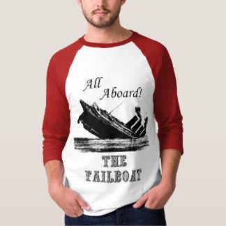 All Aboard the Failboat T-shirt