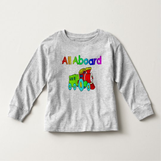 All Aboard Toddler T-shirt