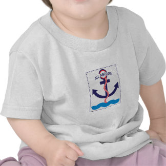 All Aboard T-shirts