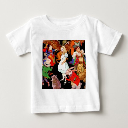 ALL ABOUT ALICE IN WONDERLAND BABY T-Shirt