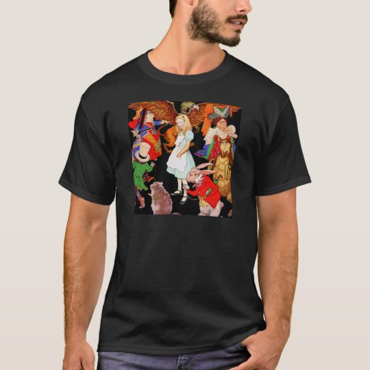 ALL ABOUT ALICE IN WONDERLAND T-Shirt