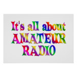 All About Amateur Radio Print
