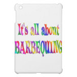 All About Barbequing iPad Mini Case
