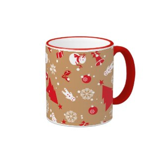 All about Christmas Coffee Mugs