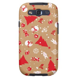 All about Christmas Galaxy S3 Case