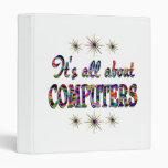 ALL ABOUT COMPUTERS BINDERS