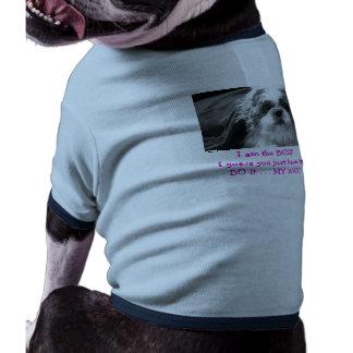 all about Cutesie Dog Tee Shirt