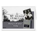 All About Family Greeting Card