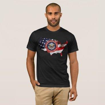 USA Themed all about firework T-Shirt