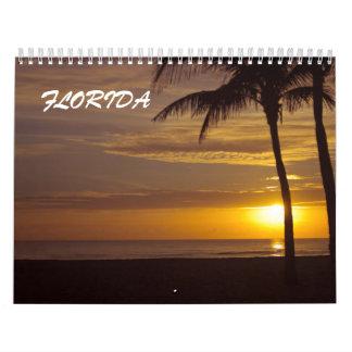 All about Florida beaches Calendar
