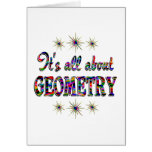ALL ABOUT GEOMETRY CARDS