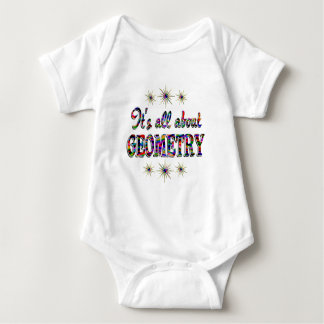 ALL ABOUT GEOMETRY T SHIRTS