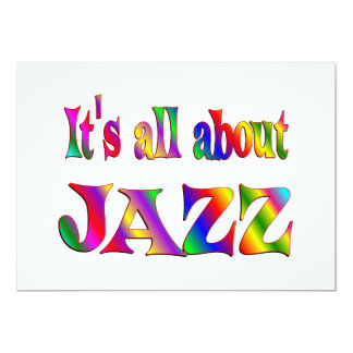 All About Jazz Card