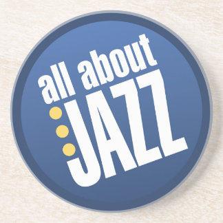 All About Jazz Coasters