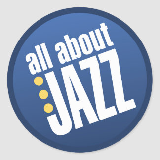All About Jazz Stickers
