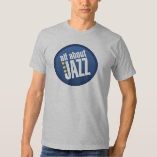 All About Jazz Unisex American Apparel T Shirt