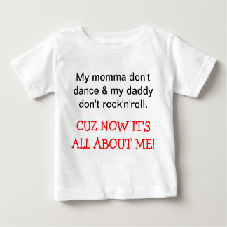 All About Me! Kids shirts