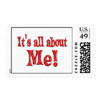 All About ME Stamp