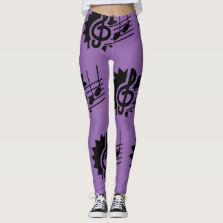 All About Music Leggings