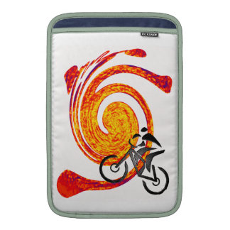 ALL ABOUT RIDING MacBook SLEEVE