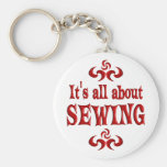 ALL ABOUT SEWING KEYCHAINS