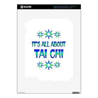 All About Tai Chi Skins For iPad 3