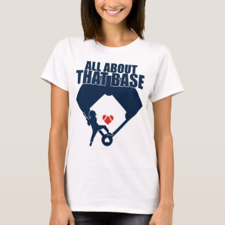 All About That Base (Navy Design) T-Shirt