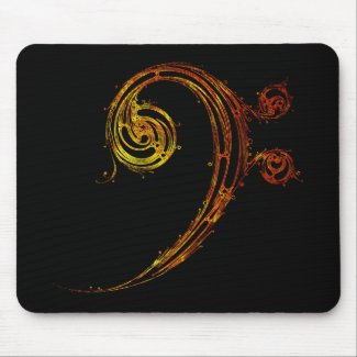 All About That Bass (SO METAL)- Mousepad