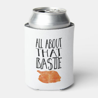 All About That Baste Thanksgiving Turkey Can Cooler