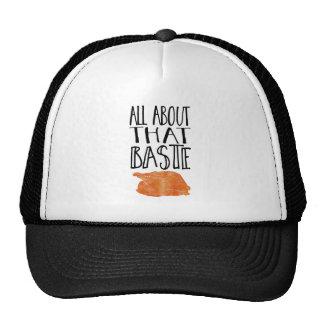 All About That Baste Thanksgiving Turkey Trucker Hat