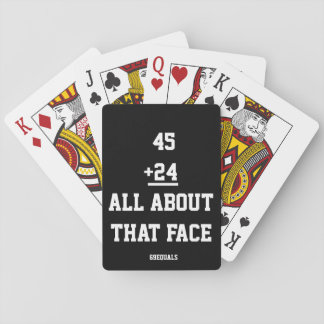 All About That Face Cards