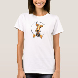 All About the Airedale Terrier T-Shirt